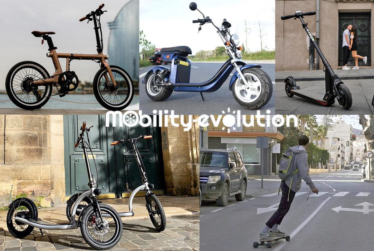 se déplacer en ville : skateboards, trottinettes, vélos, rollers, monoroues ?