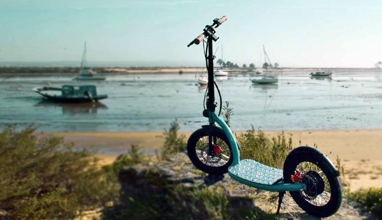Entre la trottinette et le vélo, il y a la Véli'tott